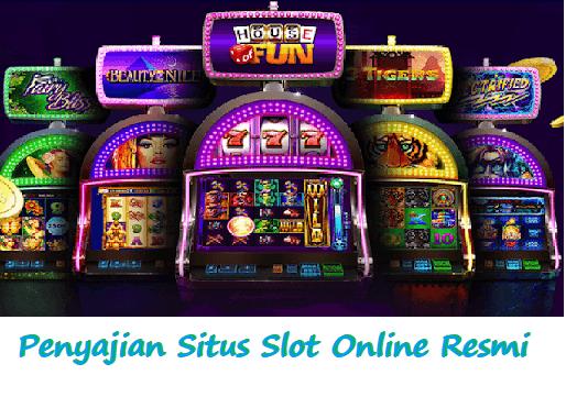 Penyajian Situs Slot Online Resmi