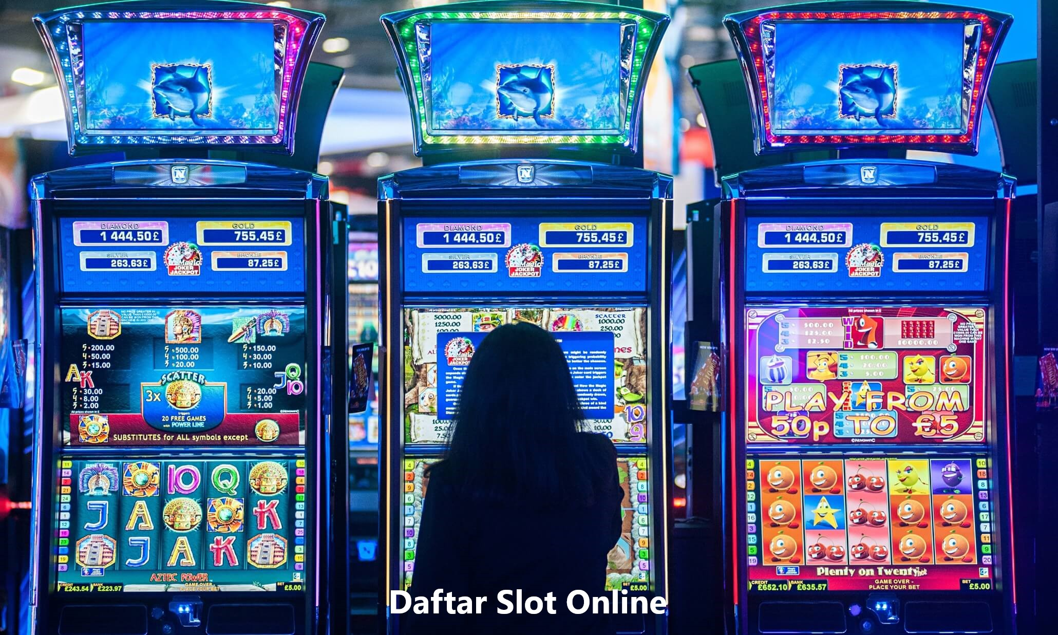 Agen Slot Online Terbaik Dan Terpercaya